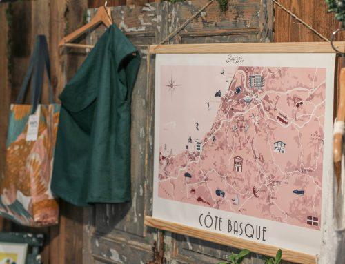 Nouvelles cartes et nouveau point de vente pour Seaty Map